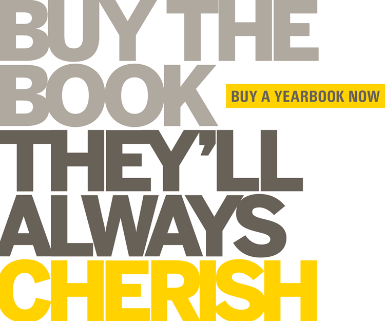 Buy the Book They'll Always Cherish: Buy a Yearbook Now